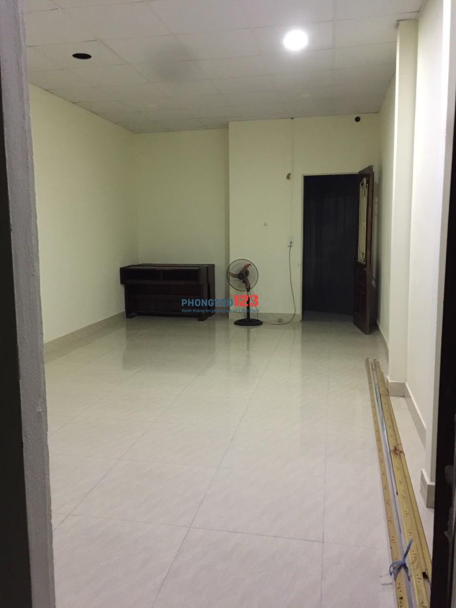 Cho thuê phòng trọ 37m2 ngõ 191 Minh Khai