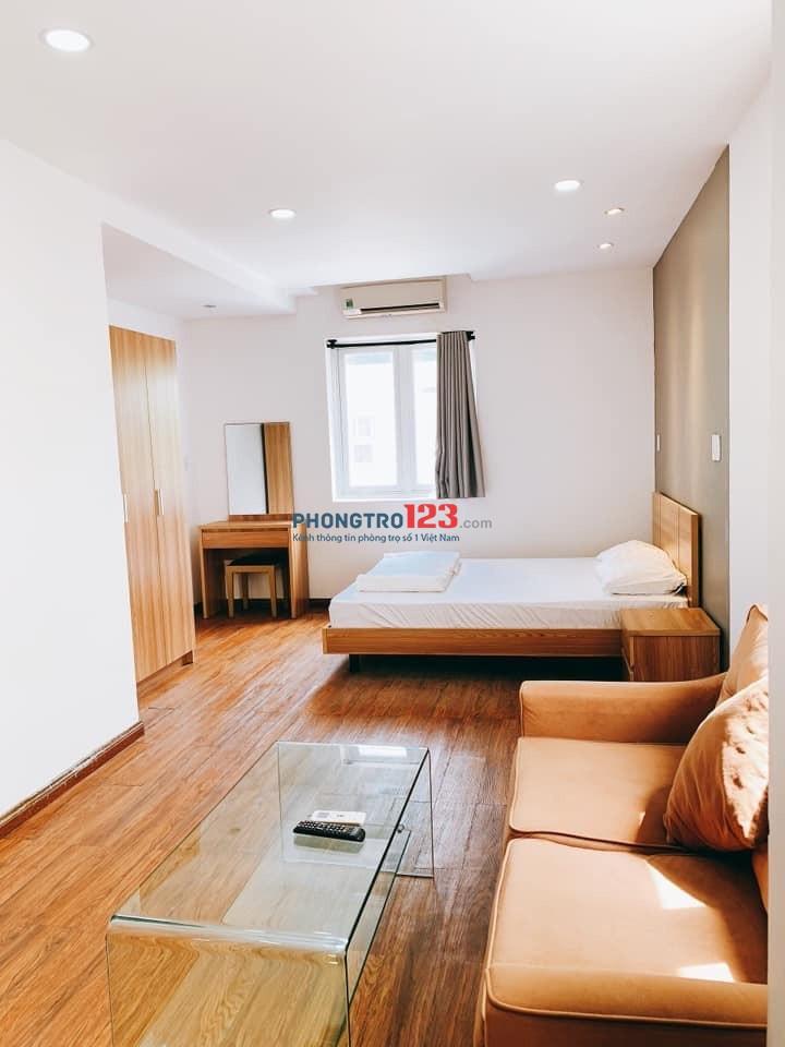Căn hộ mini full nội thất 358 Nguyễn Trọng Tuyển, quận Tân Bình