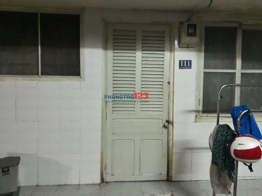 Cho thuê căn hộ Lê Văn Linh, Q.4