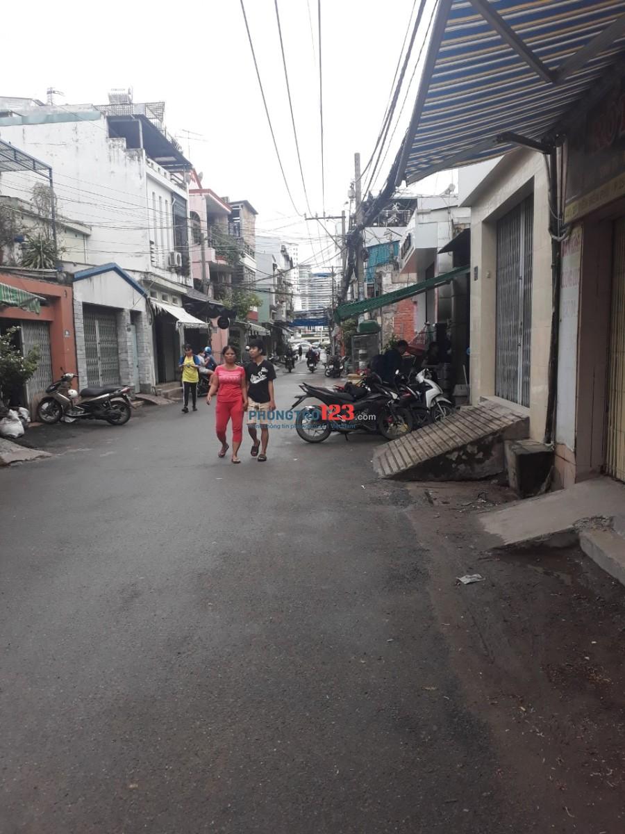Cho Thuê Nhà Nguyên Căn 441 Điện Biên Phủ, Bình Thạnh, 1 Trệt 2 Lầu 4PN, 2WC