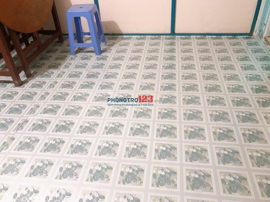 Cho thuê phòng nhà hẻm đối diện Sở Thú Q.1 đường Nguyễn Bỉnh Khiêm. Giá từ 1,7tr/tháng