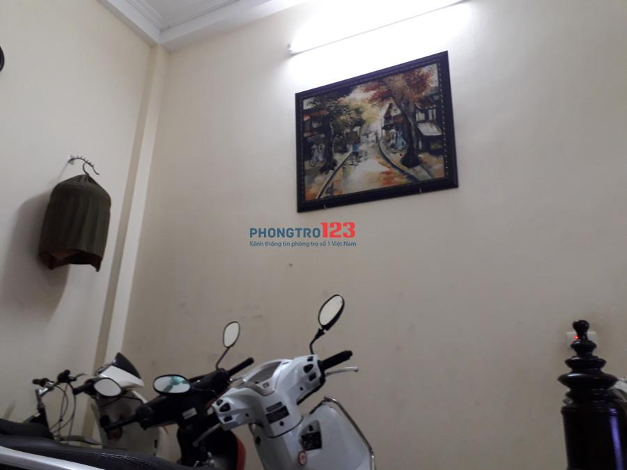 Cho nữ sv, cn thuê phòng Phố Lê Trọng Tấn, Quận Thanh Xuân, Hà Nội
