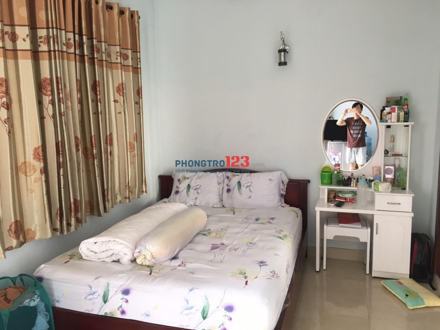 Cho Thuê Phòng Đầy Đủ Tiện Nghi Tại Trung Tâm Thành Phố 189BA6 Cống Quỳnh, F.Nguyễn Cư Trinh