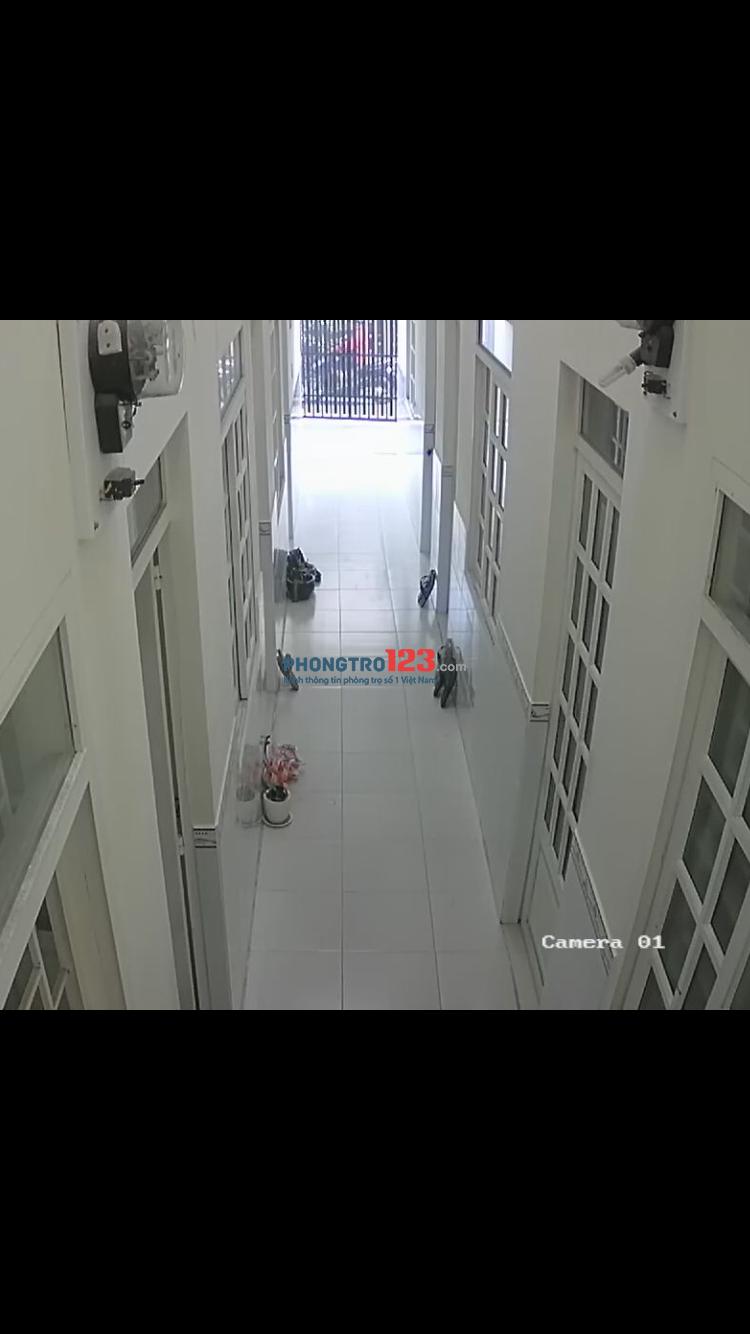 Phòng trọ an ninh, sạch sẽ, thoáng mát, khu vực Gò Vấp giáp Bình Thạnh