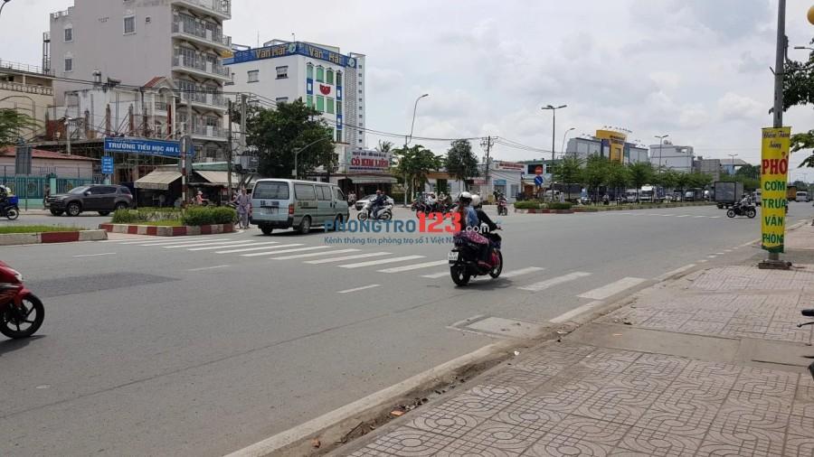 Chính chủ cho thuê nhà 2 căn đôi mặt tiền KInh Dương Vương, P.An Lạc, Q.Bình Tân Ms Thu