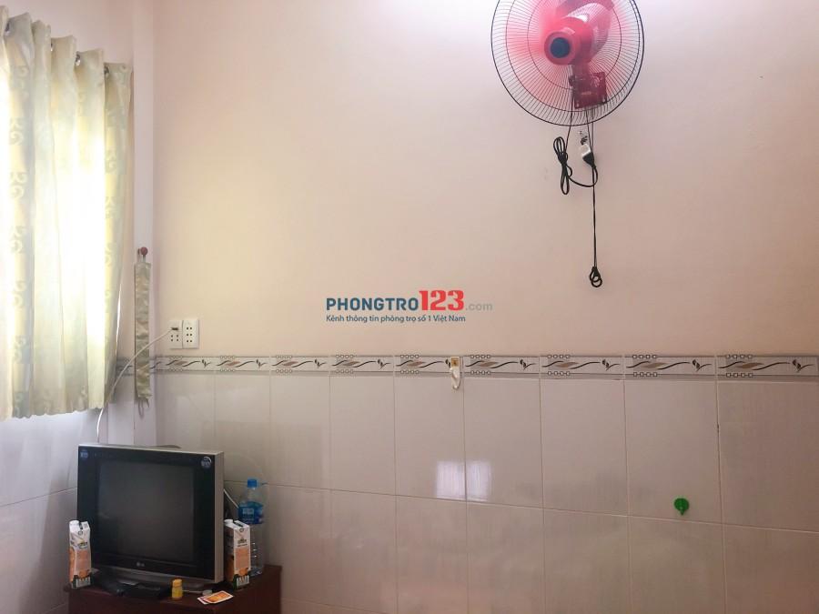 Cho thuê phòng có máy lạnh tại Nguyễn Cảnh Chân, Q.1. Giá 2,9tr/tháng, LH Cô Cẩn