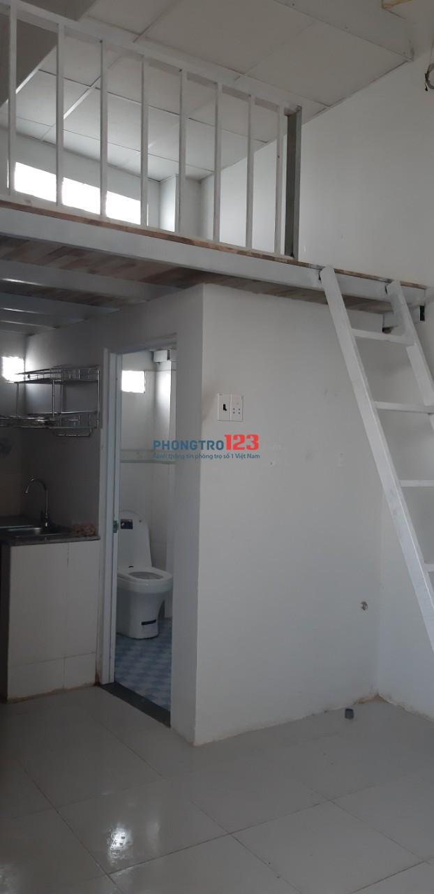 Cho thuê căn hộ dịch vụ 20m2, 4 triệu số 58 đường Tôn Thất Thuyết, Q.4