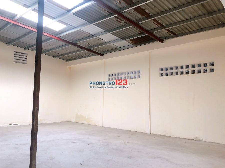 Cho thuê kho 300m2 và 450m2 tại trung tâm Q.11 và Q.Tân Phú. LH Ms Hồng