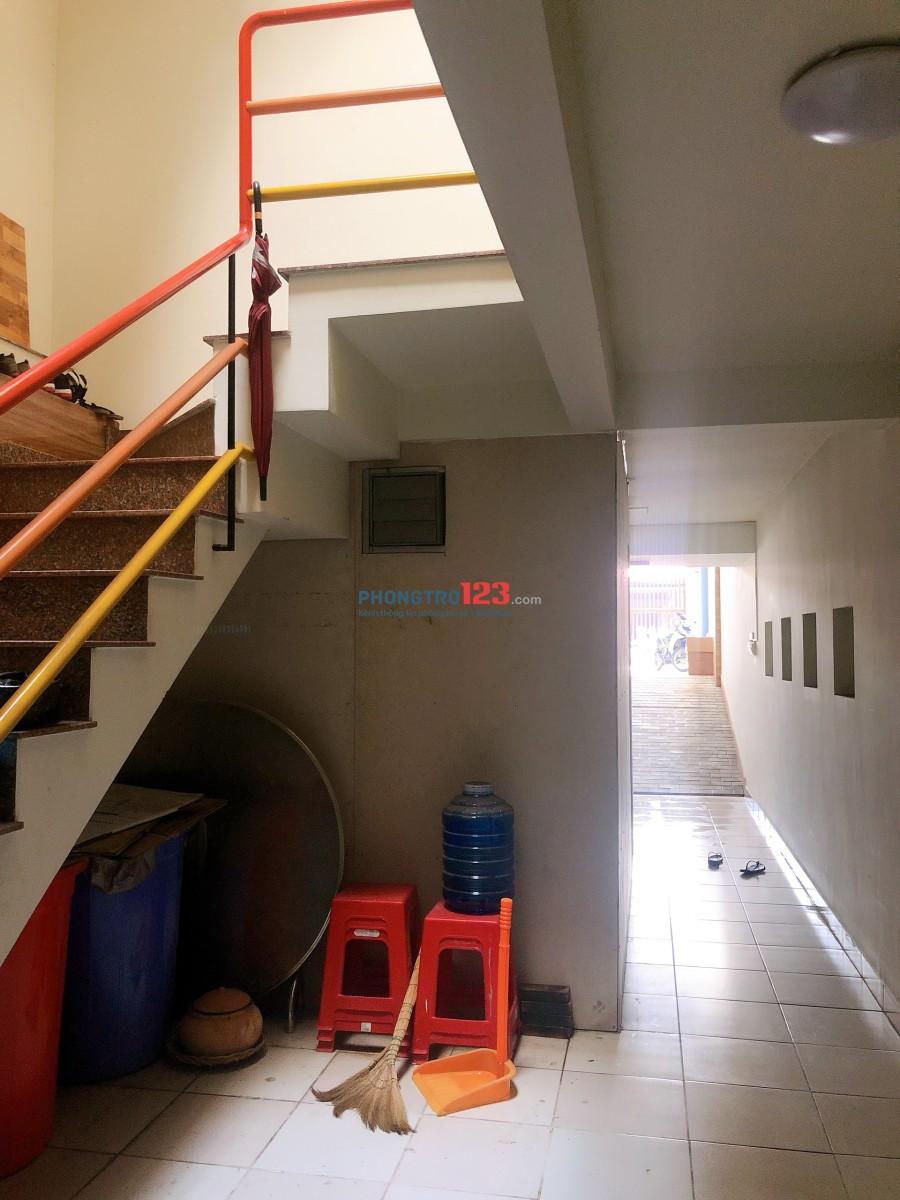 Cho thuê nhà nguyên căn và khu đất kế bên mặt tiền QL50, Xã Phong Phú, Bình Chánh