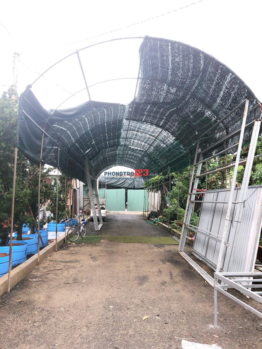 Cho thuê mặt bằng 15000m2 mặt tiền Võ Văn Vân, xã Vĩnh Lộc B, Bình Chánh. LH: Anh Thu