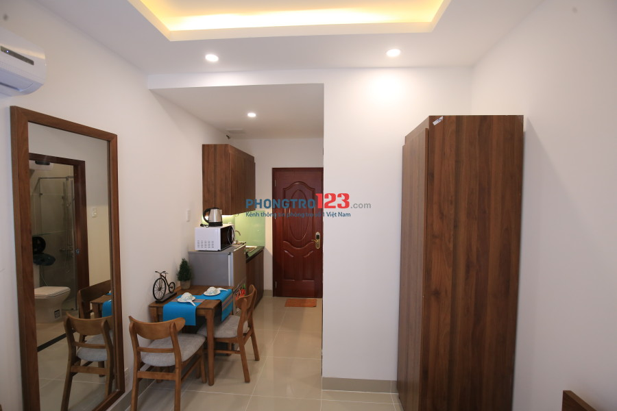 Chính chủ cho căn hộ mini full nội thất tại Phú Nhuận, đối diện coopmart