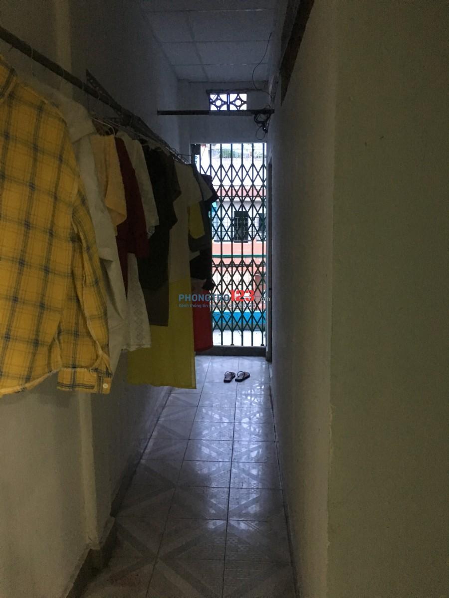 Phòng cho nữ Tân Bình, hướng đông, ban công (chính chủ)