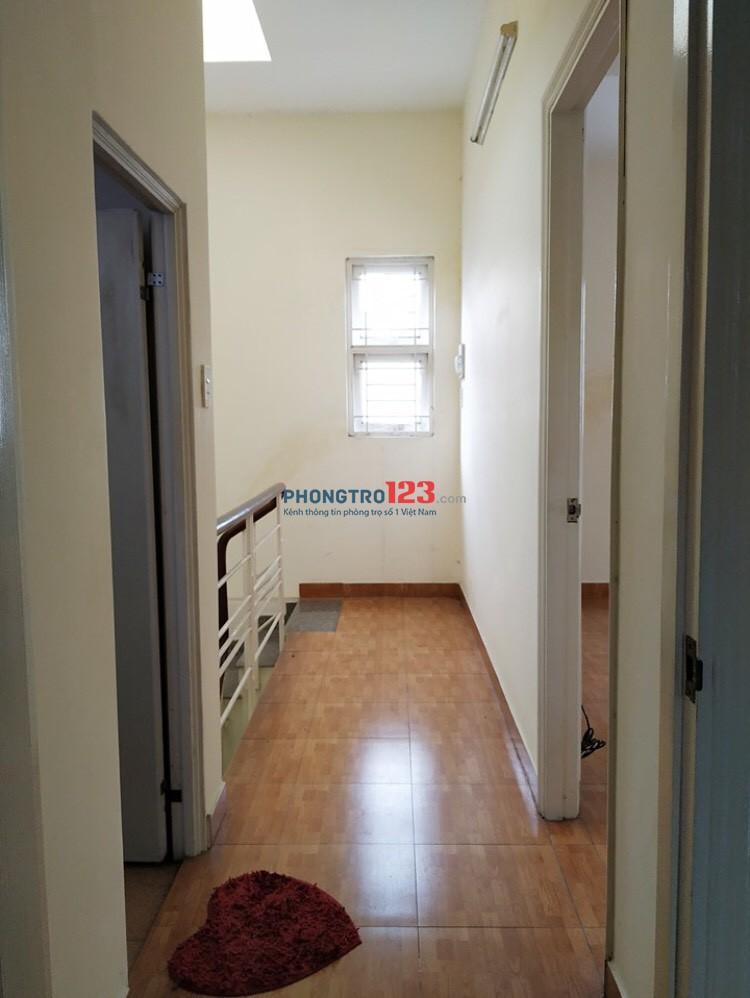 Chính chủ cho thuê nhà nguyên căn 6x12 hẻm xe hơi Nguyễn Thị Kiêu, Q.12. Giá 8tr/tháng