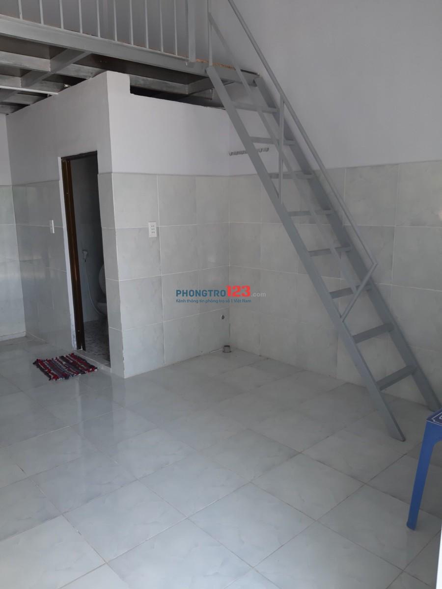 Phòng Trọ 1A Thành Phố Tân An 21m2