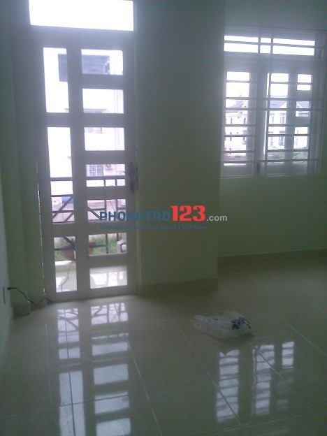 Cho thuê phòng đẹp cao cấp, rất thoáng mát, nhà mới, an ninh, 2,5tr/tháng, Bình Lợi
