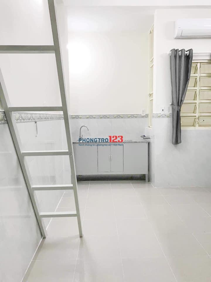 Cho thuê phòng trọ tại 50/14 Nhất Chi Mai P13 Tân Bình