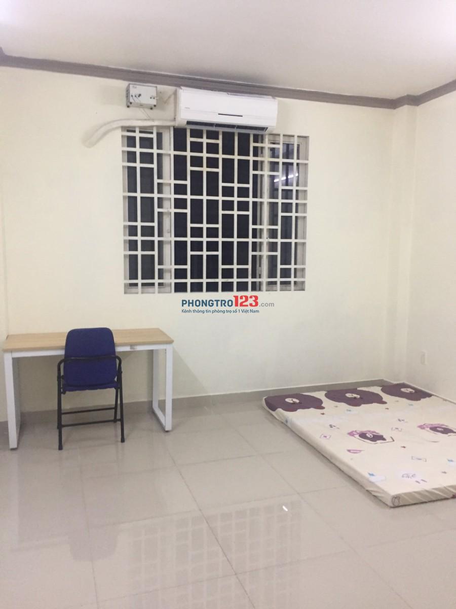 Cho thuê phòng mặt tiền đường số Phạm Hùng, diện tích 35m2, giá: 4.tr/tháng, tel 0909271771