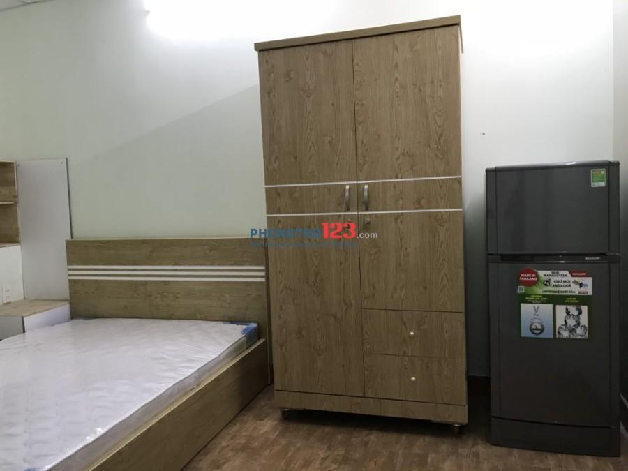 Căn hộ mini full nội thất mặt tiền Tây Thạnh, Tân Phú