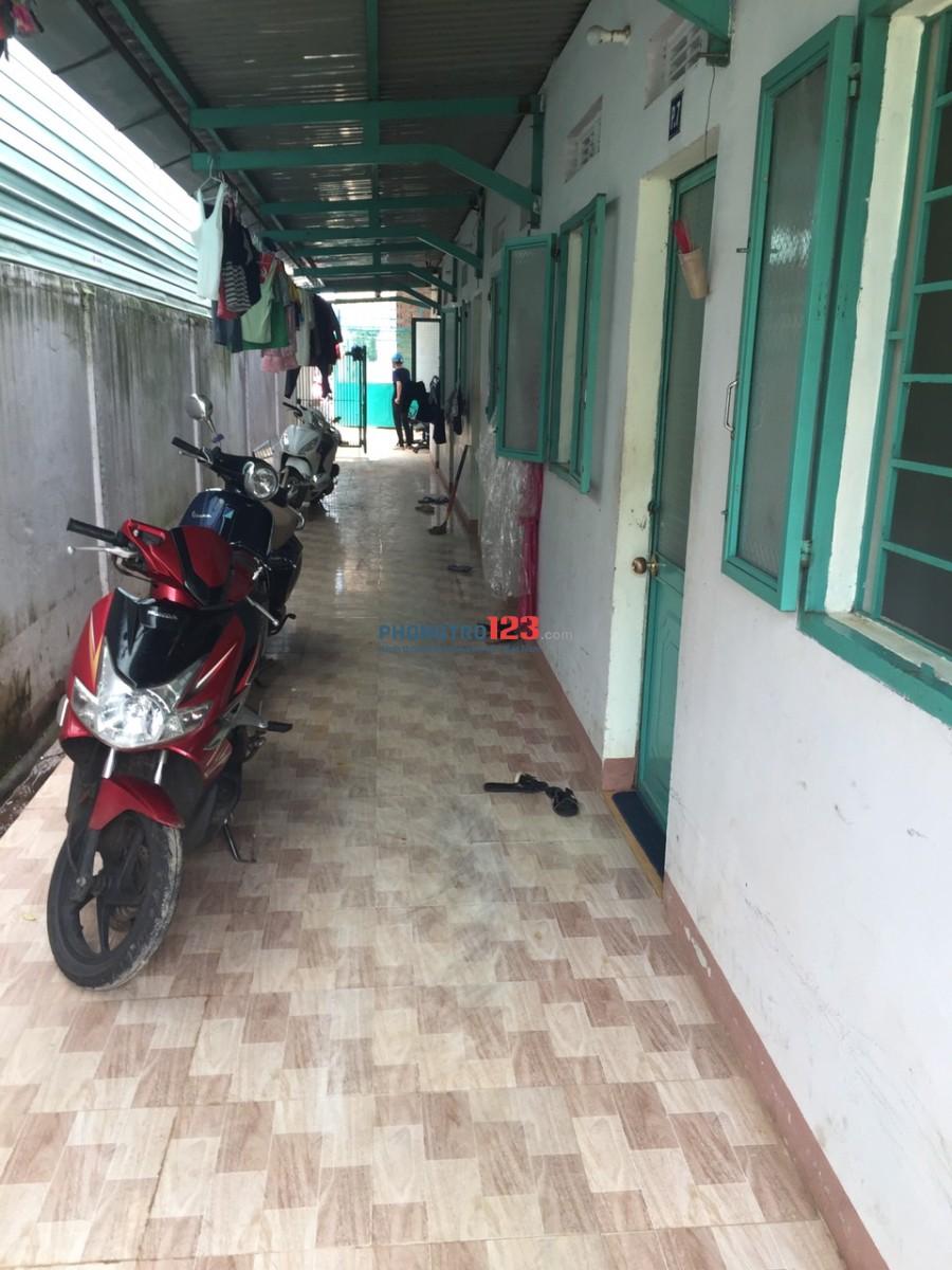Cho thuê nhà trọ hẻm 02 Trường Chinh - Pleiku