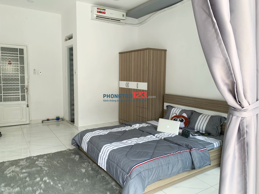 Cho thuê phòng trọ gần Hutech, UEF, Hồng Bàng