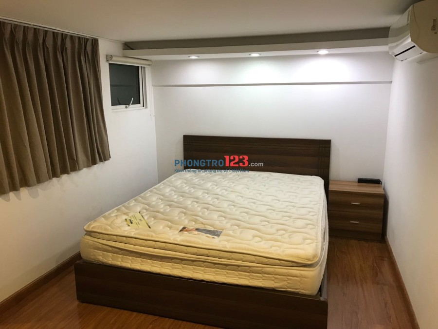 ROOM FOR RENT AT PHU HOANG ANH APARTMENT, 4.5mil / month INCLUDE UTILITY