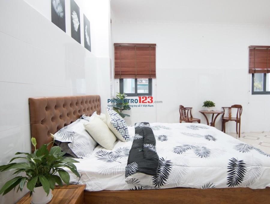 Cho thuê căn hộ full tiện nghi cao cấp Đường 3 Tháng 2. Trung tâm Quận 10