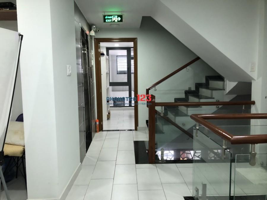 Chính chủ cho thuê nhà nguyên căn 4 lầu Mặt tiền Trần Hưng Đạo B, Q.5. LH Ms Thủy
