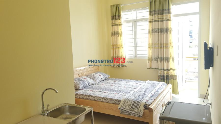 Phòng 3,5tr-20m2 tiện nghi đầy đủ, ngay Coopmart Phan Văn Trị, Q.Gò Vấp