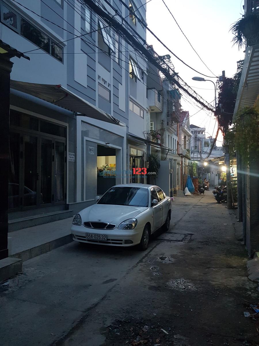 Cho thuê nhà nguyên căn Gò vấp (Dương Quảng Hàm)