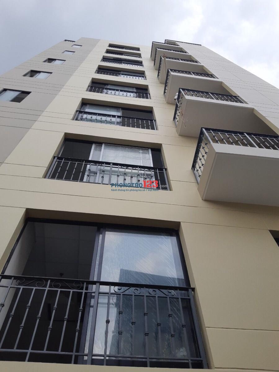 Văn phòng cho thuê mới mở mặt tiền Nguyễn Trọng Tuyển, giá chỉ từ 10,5 USD/m2/tháng