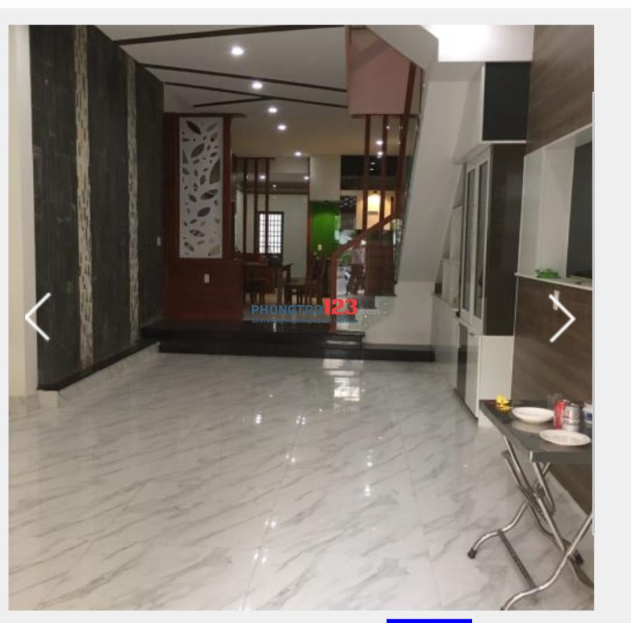 Cho thuê nhà nguyên căn Hồ Tùng Mậu, quận Liên Chiểu