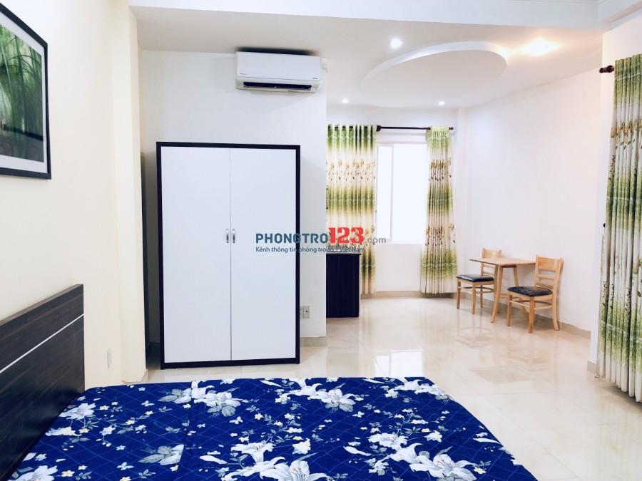 Căn hộ Quận Tân Bình 35m² 1 PN gần sân bay Tân Sơn Nhất