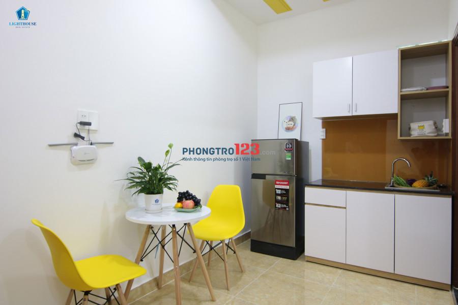 Căn hộ studio 35m2 tại trung tâm quận 10 với giá cực rẻ
