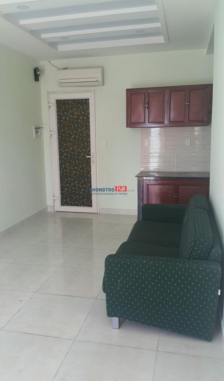 Phòng mới xây tiêu chuẩn khách sạn 42/36C3, C4 Ung Văn Khiêm, giá từ 4,2tr đến 5,3tr, dt từ 20-30m2