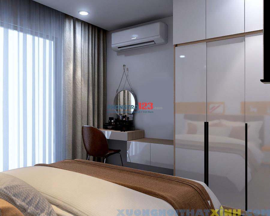 Cho thuê căn hộ quận 3 Estar 46 Võ Văn Tần