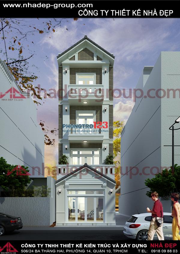 Cho thuê phòng trọ quận 7, gần đại học Tôn Đức Thắng