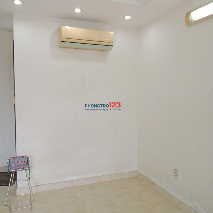Cho thuê phòng đẹp có balcon và máy lạnh tại hẻm 42 Trương Đăng Quế, Q.Gò Vấp Mr Khoa