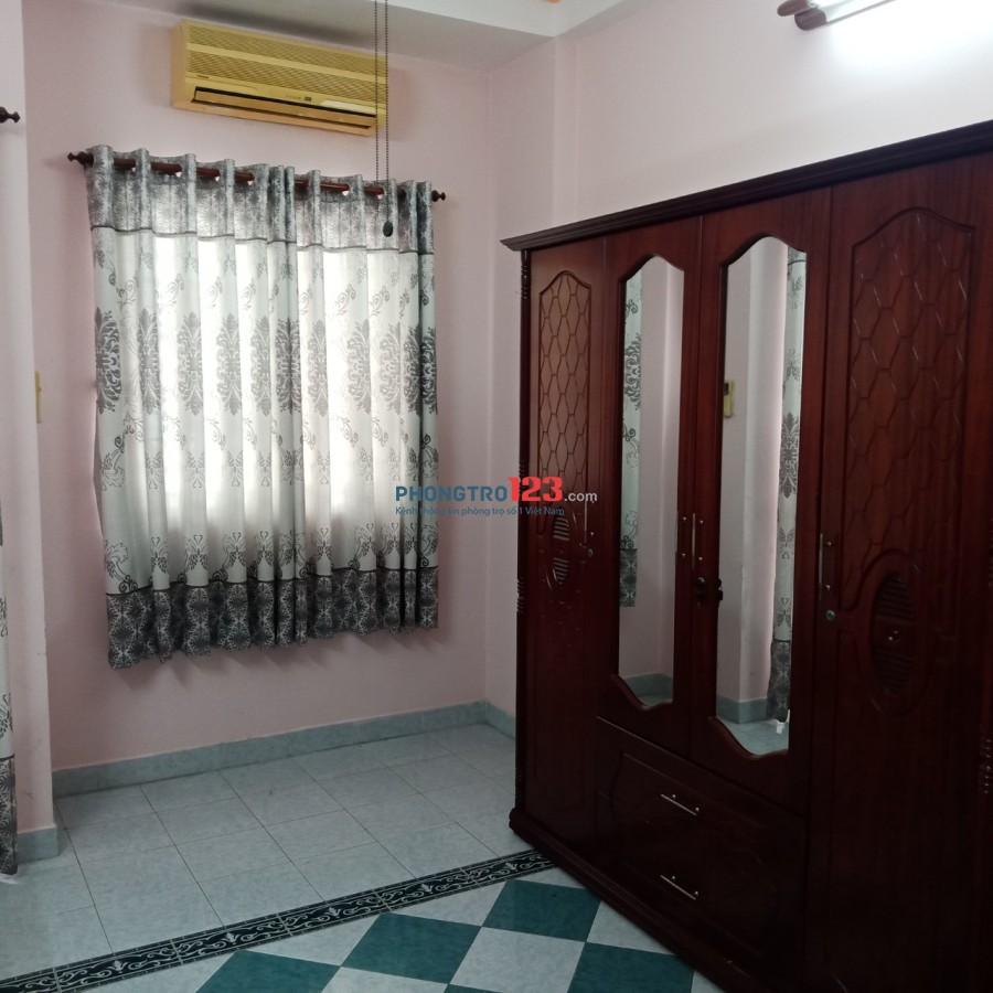 Cho thuê mặt bằng kinh doanh và Phòng tại 345/48 Trần Hưng Đạo, Q.1. LH Ms Hiền