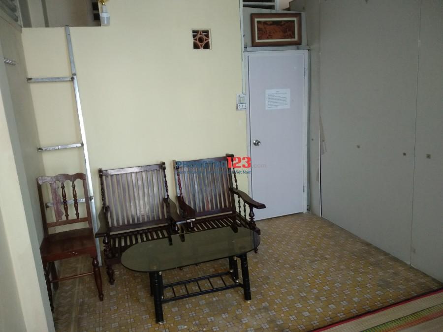Cho thuê phòng trọ gần đường Cộng Hoà