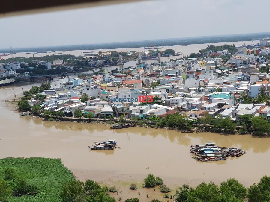 PHÒNG MASTER TRONG CĂN HỘ CHUNG CƯ ERA TOWN view sông 3.6TR / THÁNG