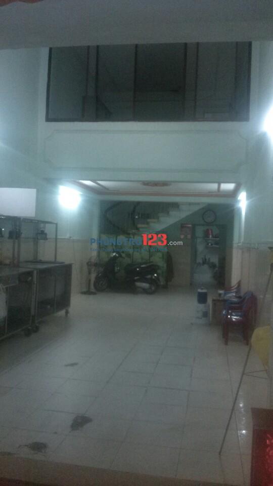 Cần sang hợp đồng nhà nguyên căn mặt tiền Đường Tân Quý, Q.Tân Phú. LH Ms Út