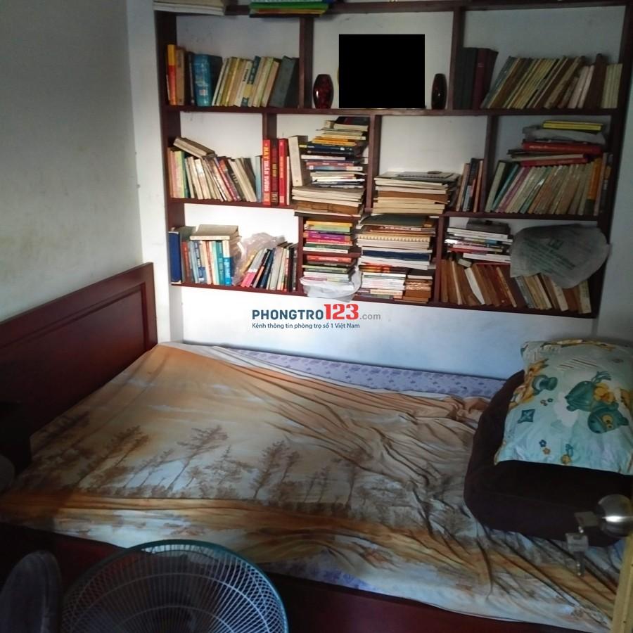 Phòng đầy đủ nội thất, mặt tiền đường, DTSD 60m2