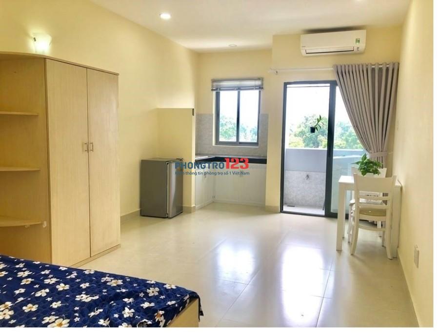 Căn hộ Quận Tân Bình 30m² đường Yên Thế_ Có ban công. Ngay sân bay Tân Sơn Nhất