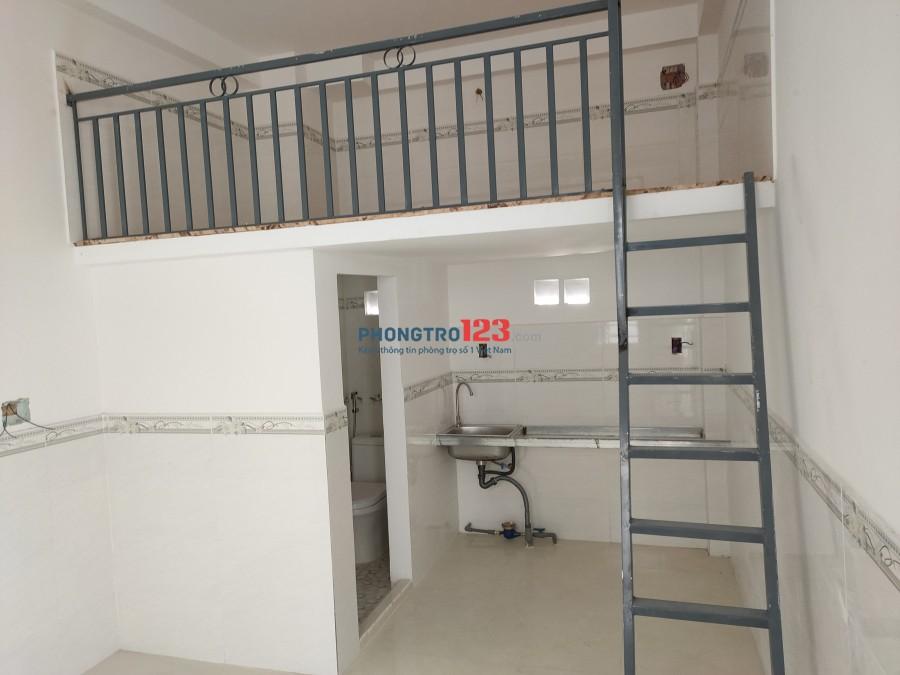 Cho thuê phòng trọ mới xây, kV Thủ Đức, Q9, gần Cao Đẳng Công Thương