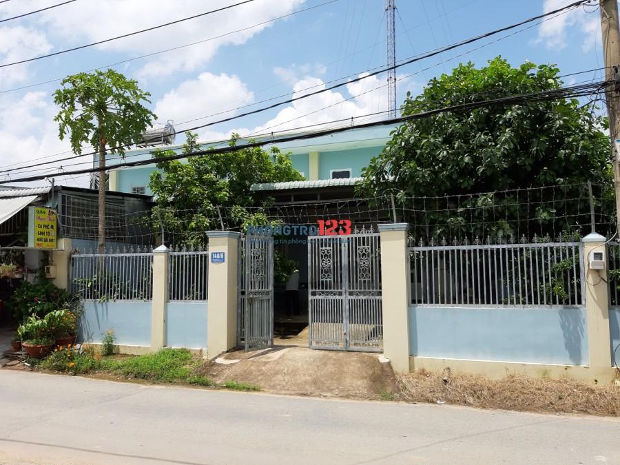 Chính chủ cho thuê nhà nguyên căn ngay góc 2 mặt tiền Xã Nhị Bình, Hóc Môn. LH Mr Mạnh