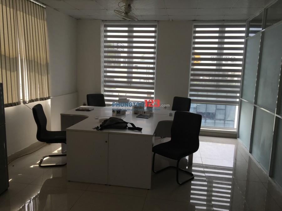 Cho thuê văn phòng Phú Nhuận 30m2