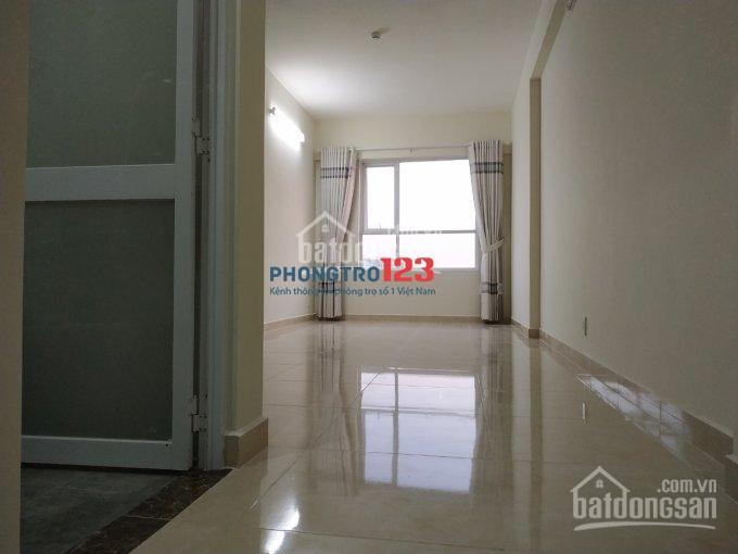Cho thuê căn hộ CC Zen Tower 69 m2, 2PN, 2WC, nhà mới ở ngay, chỉ 5,5 tr/tháng, 0903177013