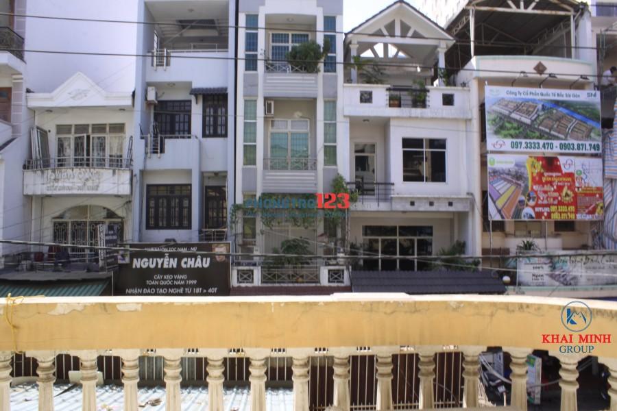Phòng 40m2, có BAN CÔNG - kệ bếp, gần ĐH Hutech , 69/28 D2, Bình Thạnh