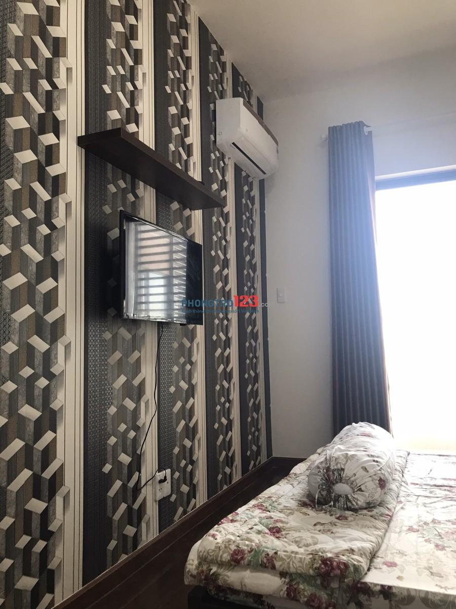 Cho thuê nhanh 3PN Centana Thủ Thiêm 16tr/tháng, full nội thất bao phí. LH 0909194717