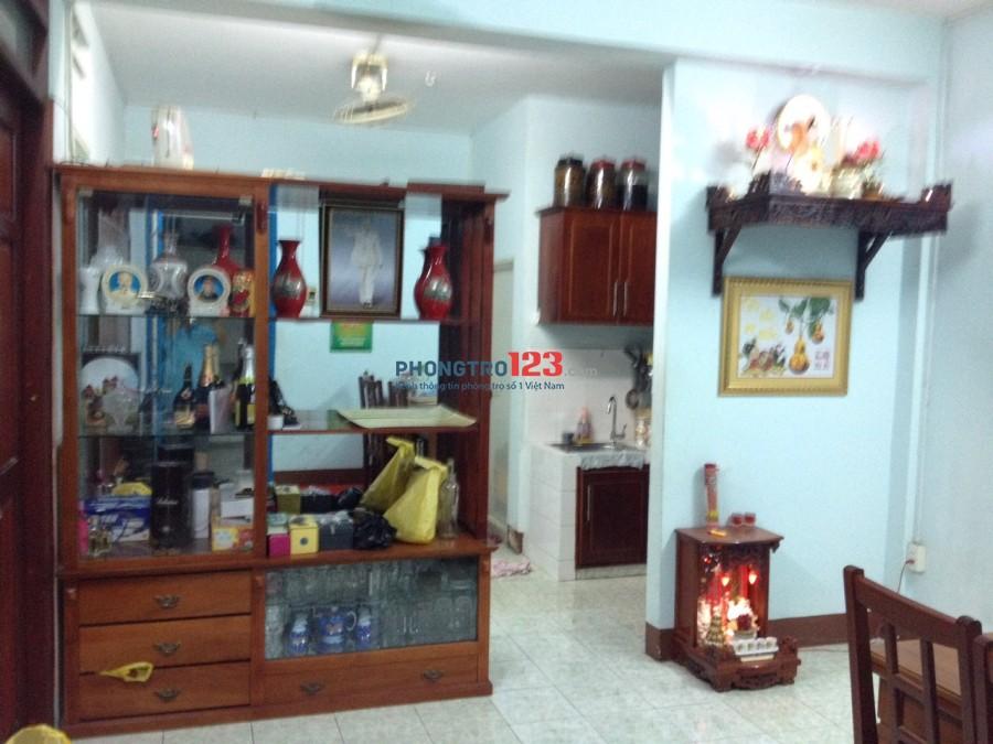 Cho thuê căn hộ chung cư trên đường Hoa Cau, Phú Nhuận. 2 Phòng ngủ. Full nội thất